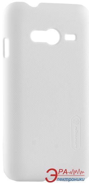 Чехол Nillkin Samsung G313 - Super Frosted Shield (White) (6173768)