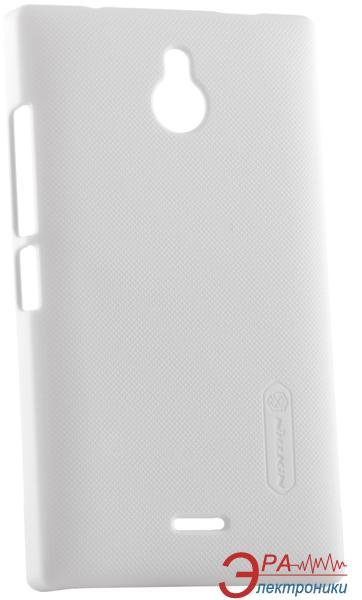 Чехол Nillkin Nokia X2 - Super Frosted Shield (White) (6168704)