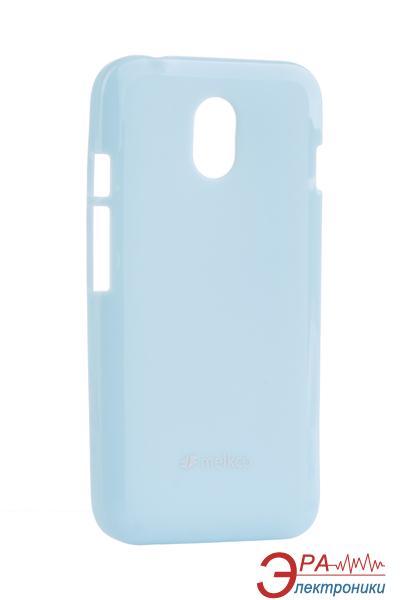 Чехол Melkco HTC Desire 210 Poly Jacket TPU Blue (O2DE21TULT2BEPL)