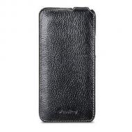 ����� Melkco HTC One E8 Jacka Type Black (O2E8ACLCJT1BKLC)