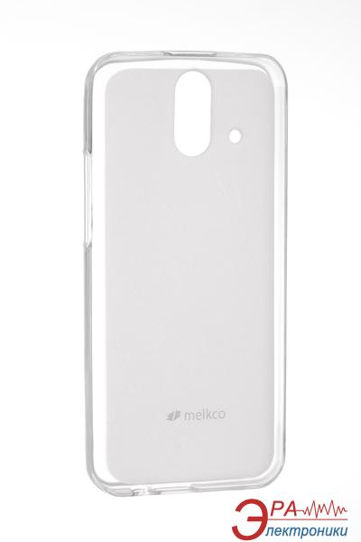 Чехол Melkco HTC One E8 Poly Jacket TPU Transparent (O2E8ACTULT2TSMT)