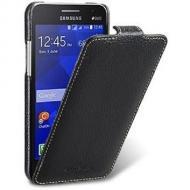 ����� Melkco Samsung G355/Core 2 Jacka Type Black (SSGC2DLCJT1BKLC)