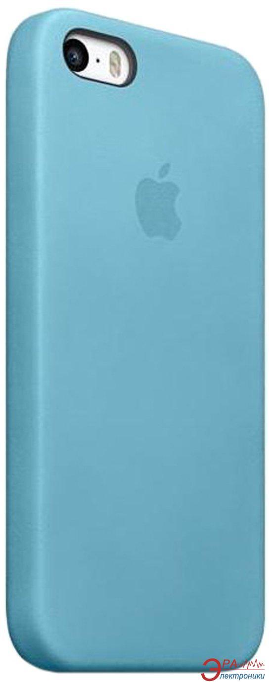 Чехол Apple Case для iPhone 5s Blue (MF044ZM/A)