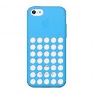 Чехол Apple Case для iPhone 5c Blue (MF035ZM/A)