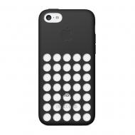 Чехол Apple Case для iPhone 5c Black (MF040ZM/A)