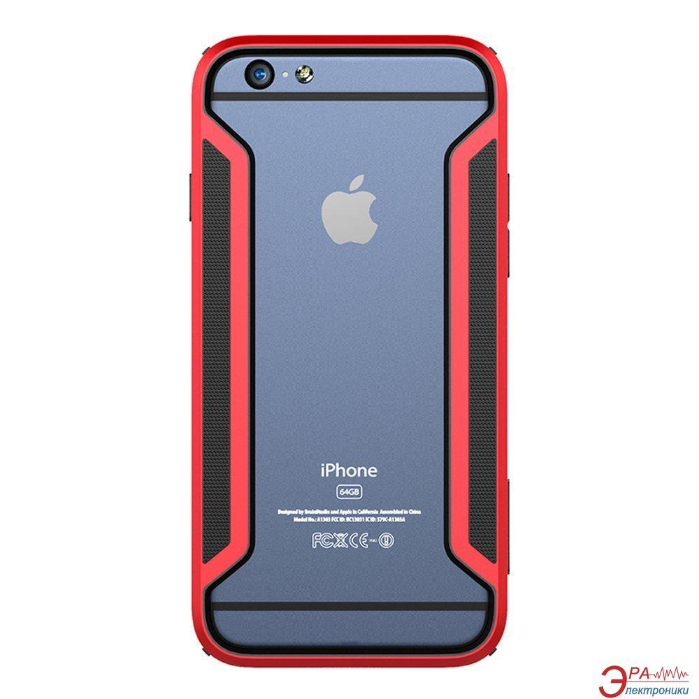 Чехол Nillkin iPhone 6 - Border series (Red)