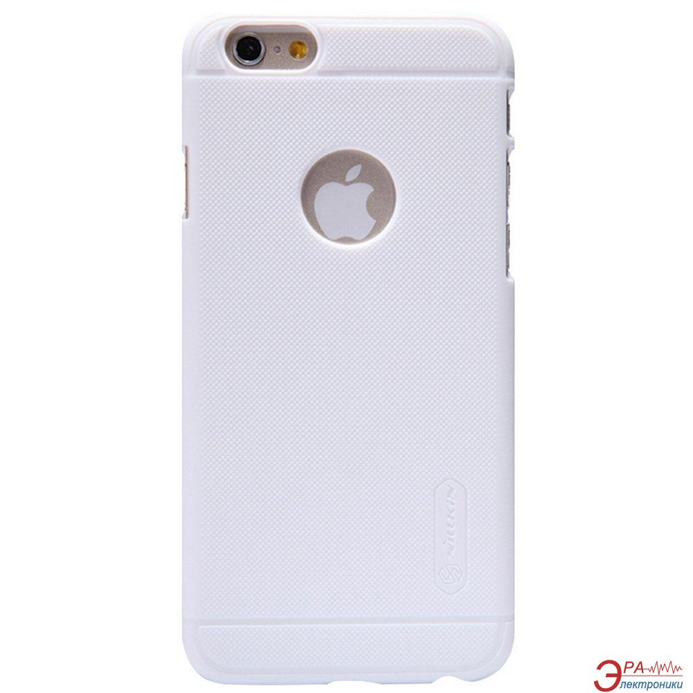 Чехол Nillkin iPhone 6 (4`7) - Super Frosted Shield (White)