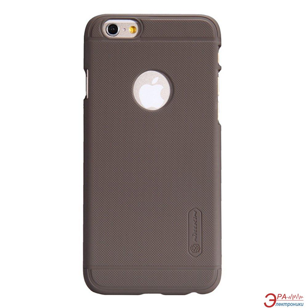 Чехол Nillkin iPhone 6 (4`7) - Super Frosted Shield (Brown)
