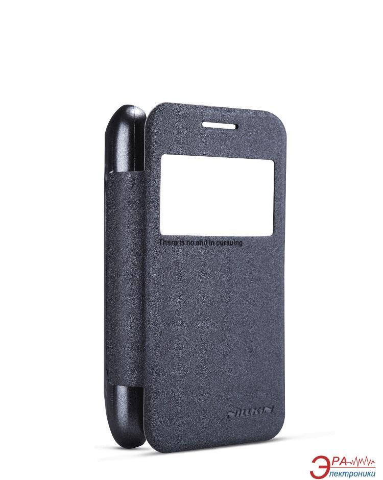 Чехол Nillkin Samsung G313 - Spark series (Black)