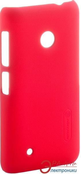 Чехол Nillkin Nokia Lumia 530 - Super Frosted Shield (Red)