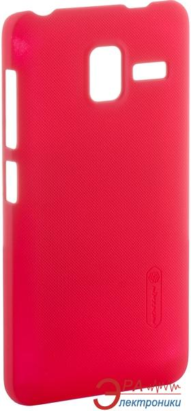 Чехол Nillkin Lenovo A850+ - Super Frosted Shield (Red)