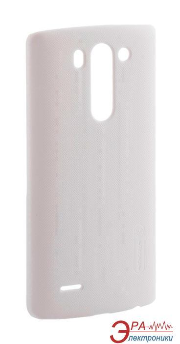 Чехол Nillkin LG Optimus G3 S (Beat) -Super Frosted Shield (White)