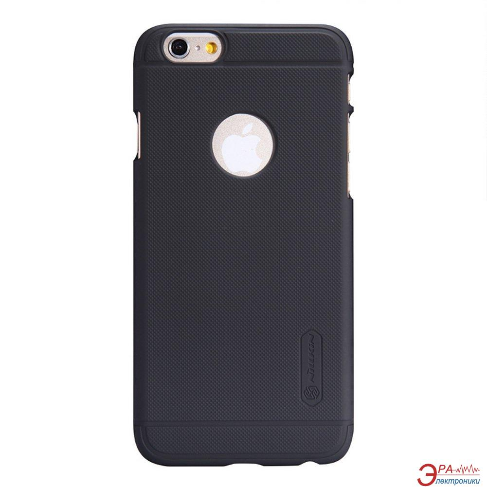 Чехол Nillkin iPhone 6 (4`7) - Super Frosted Shield (Black)