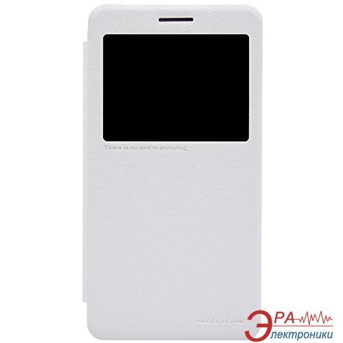 Чехол Nillkin Lenovo S856 - Spark series (White)