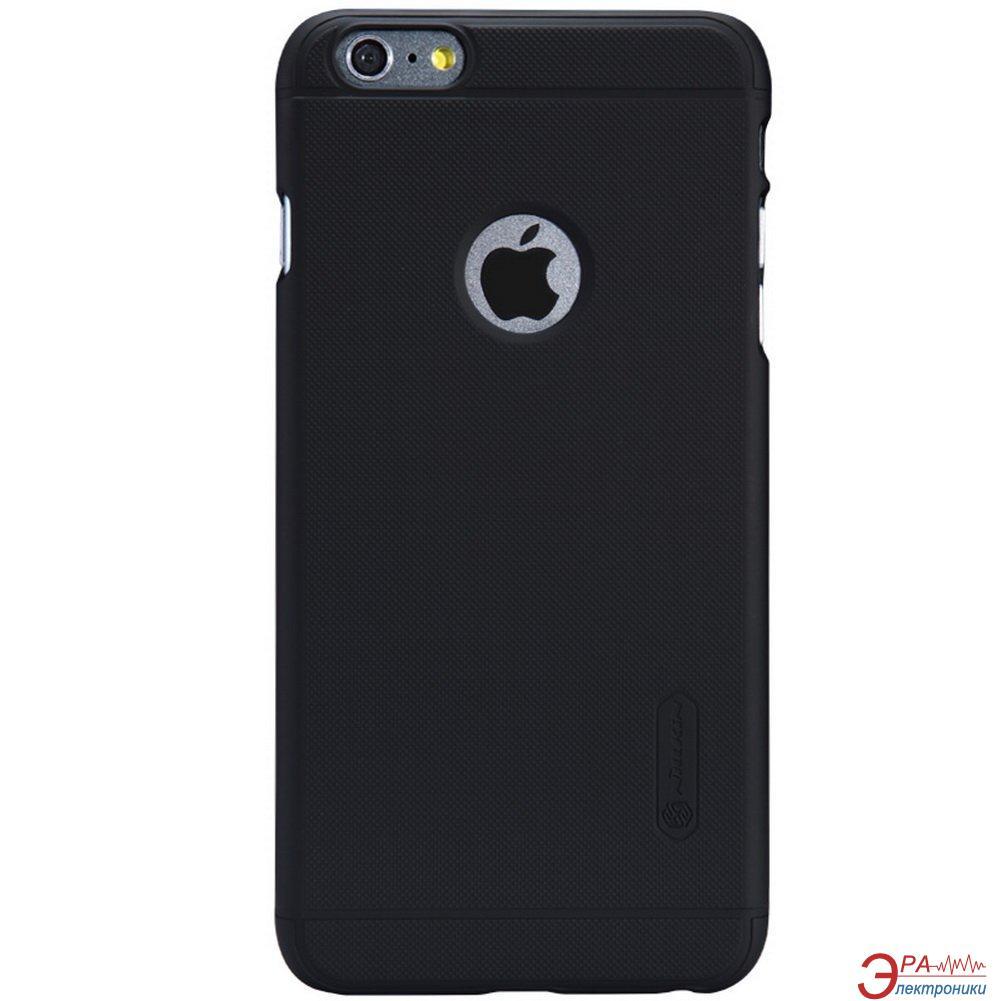 Чехол Nillkin iPhone 6+ (5`5) - Super Frosted Shield (Black)