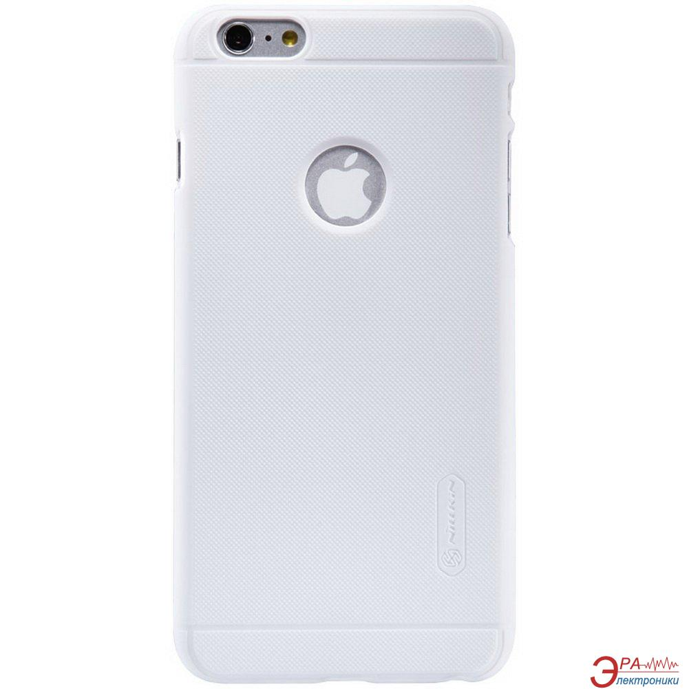 Чехол Nillkin iPhone 6+ (5`5) - Super Frosted Shield (White)