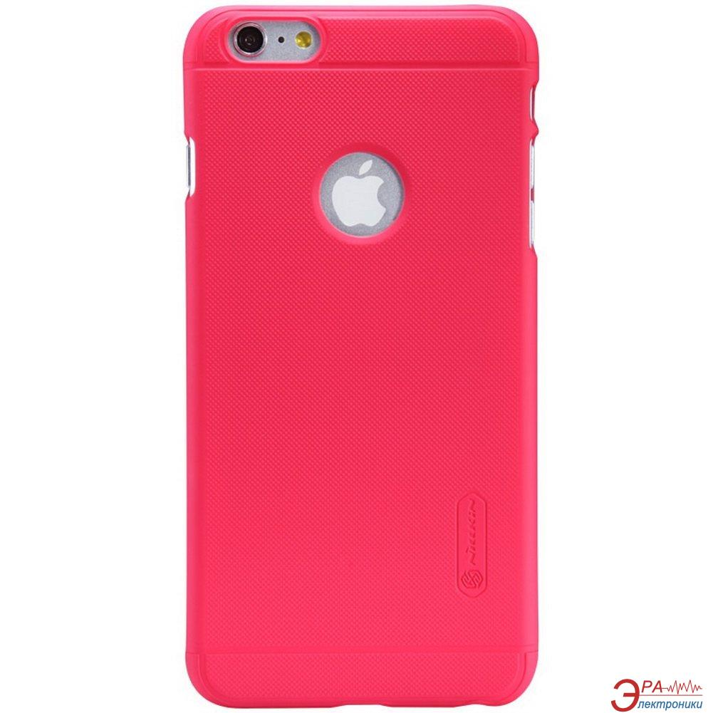 Чехол Nillkin iPhone 6+ (5`5) - Super Frosted Shield (Red)
