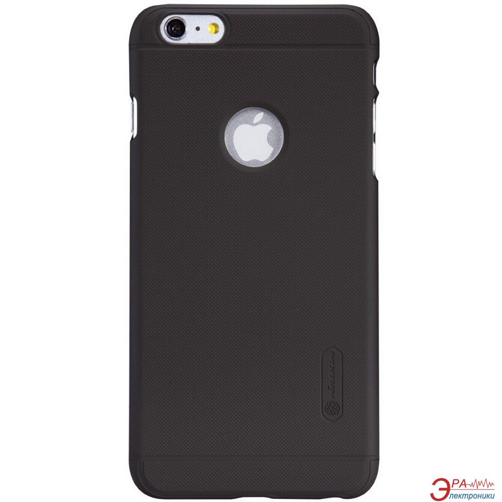 Чехол Nillkin iPhone 6+ (5`5) - Super Frosted Shield (Brown)