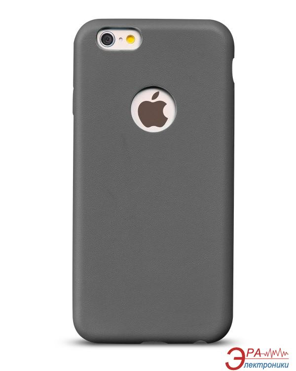 Чехол Hoco for iPhone 6 Paris Series Back Cover Gray (HI-BL015G)