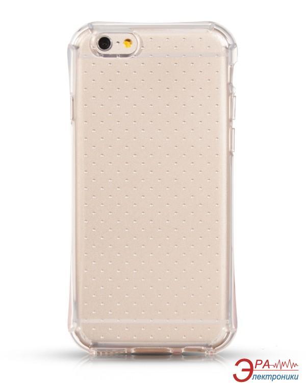 Чехол Hoco for iPhone 6 Armor Series TPU case White (HI-T020W)