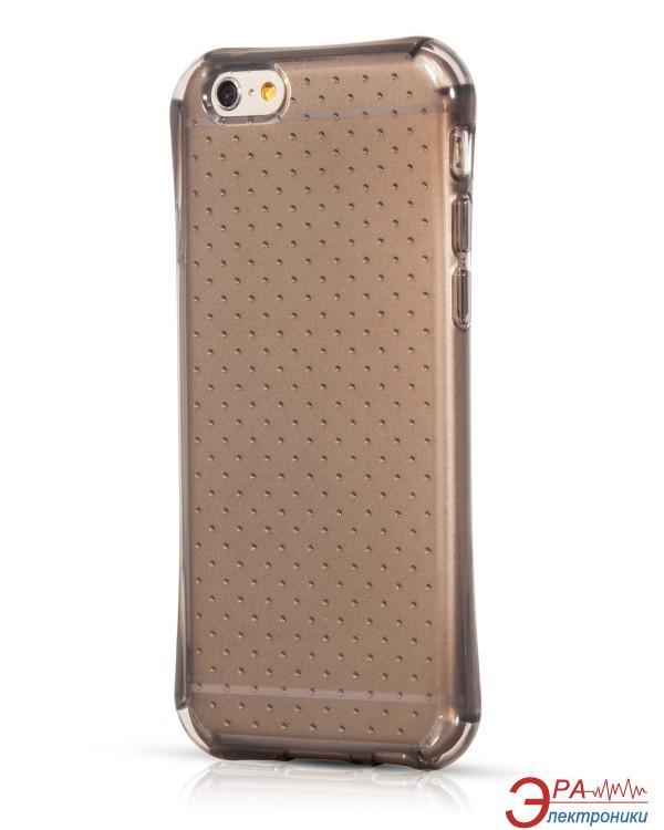 Чехол Hoco for iPhone 6 Armor Series TPU case Black (HI-T020B)