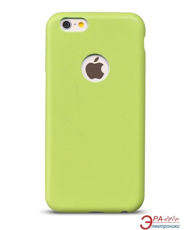 Чехол Hoco for iPhone 6 Paris Series Back Cover Green (HI-BL015GR)
