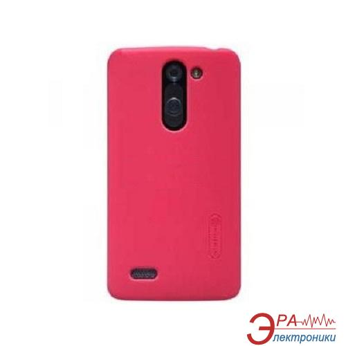 Чехол Nillkin LG L80+/D335/Bello - Super Frosted Shield Red