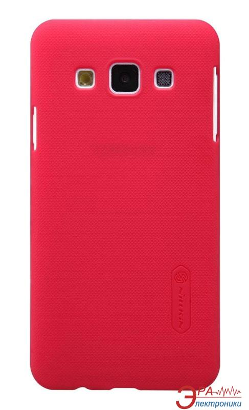 Чехол Nillkin Samsung A3/A300 - Super Frosted Shield Red