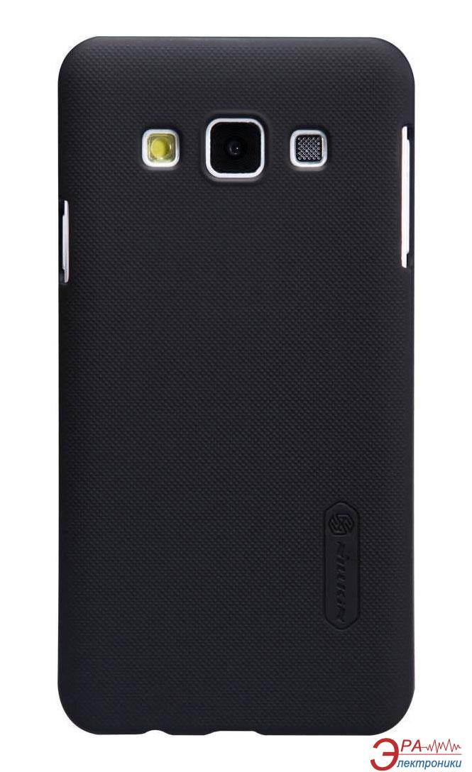 Чехол Nillkin Samsung A3/A300 - Super Frosted Shield Black