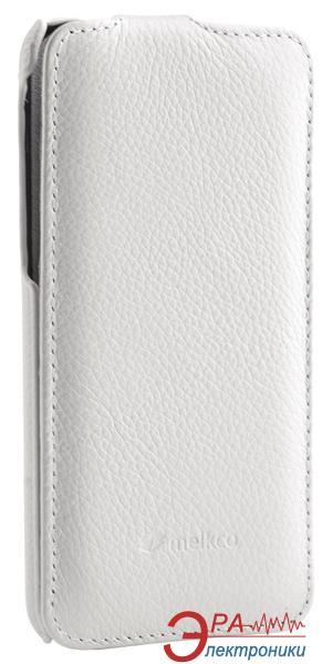 Чехол Melkco iPhone 6 (4.7`) Jacka Type White (APIP6FLCJT1WELC)