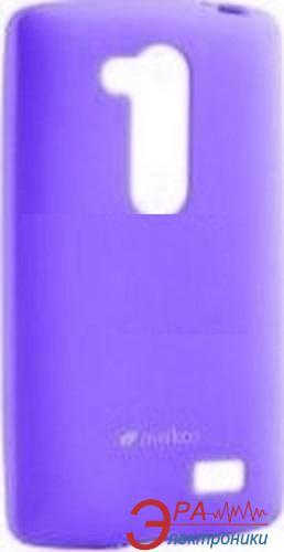 Чехол Melkco LG L70+ Fino/D295 Poly Jacket TPU Purple (LGD295TULT3PEPL)