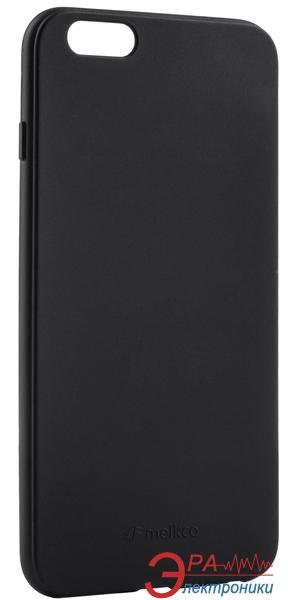 Чехол Melkco iPhone 6 Plus Poly Jacket TPU Black (APIPL6TULT2BKMT)