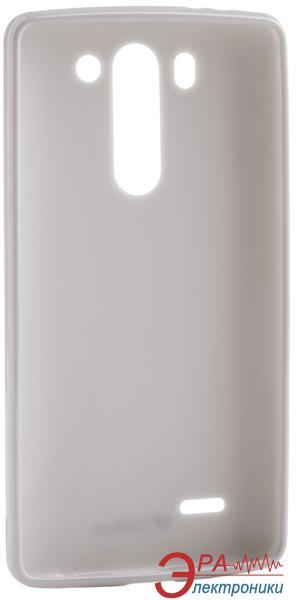 Чехол Melkco LG LG3 S Beat/D724 Poly Jacket TPU Gray (LGD724TULT3GYPL)