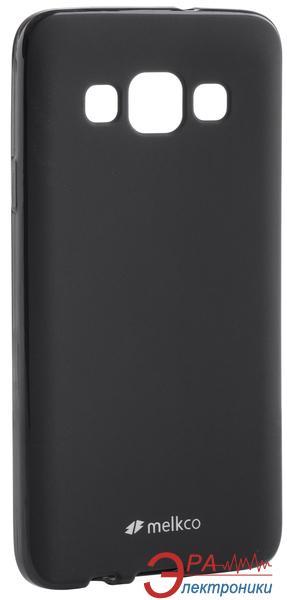 Чехол Melkco Samsung A3 Poly Jacket TPU Black (SSGSA3TULT2BKMT)