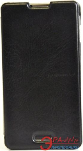 Чехол VOIA LG Optimus L3II Dual - Flip Case (Black)