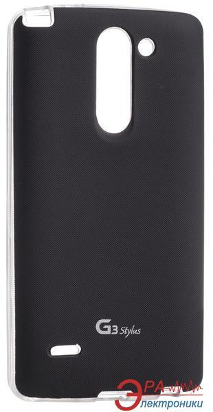 Чехол VOIA LG Optimus G3 Stylus (D690) - Jell Skin Black