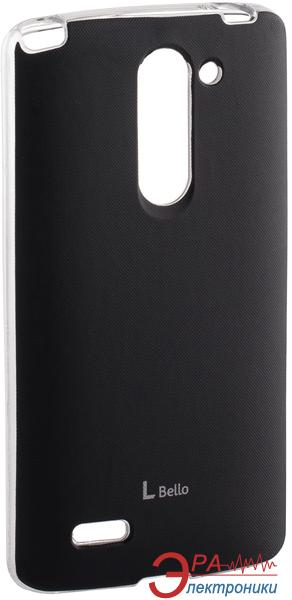 Чехол VOIA LG Optimus L80+ Dual (D335/Bello) - Jell Skin Black