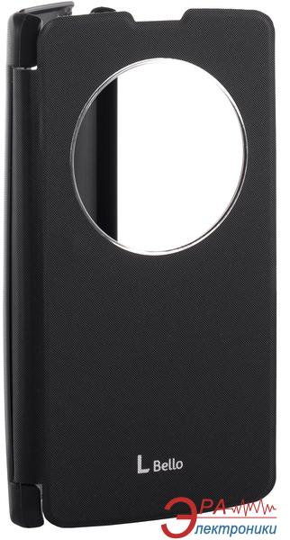 Чехол VOIA LG Optimus L80+ Dual (D335/Bello) - Flip Case Black