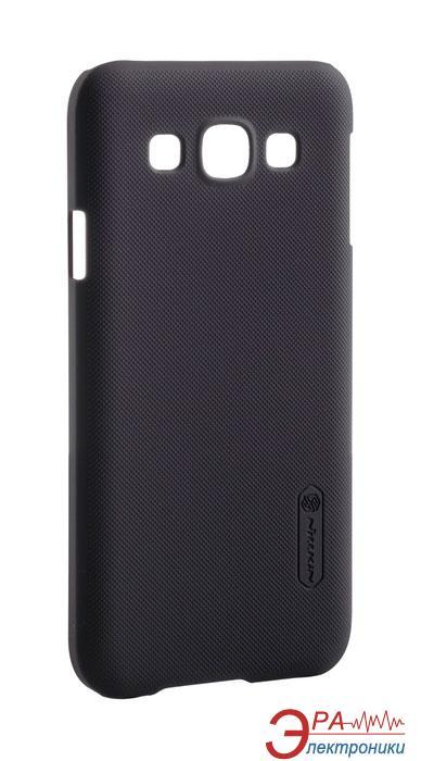 Чехол Nillkin Samsung E5/E500 - Super Frosted Shield Black