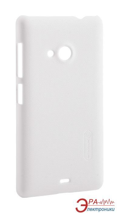Чехол Nillkin Microsoft Lumia 535 - Super Frosted Shield White
