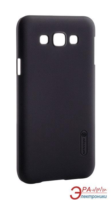 Чехол Nillkin Samsung E7/E700 - Super Frosted Shield Black