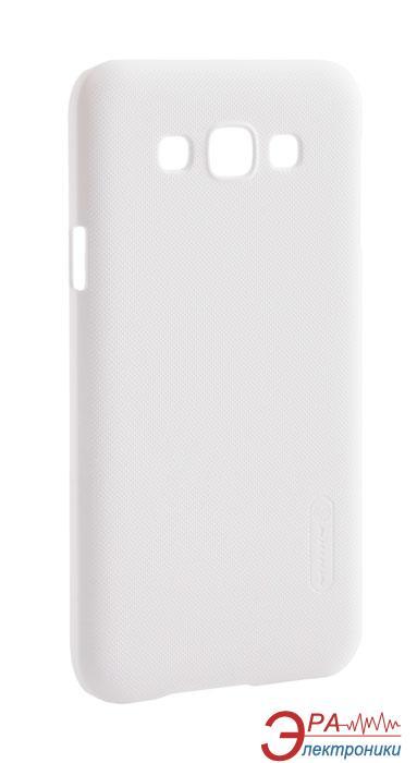Чехол Nillkin Samsung E7/E700 - Super Frosted Shield White