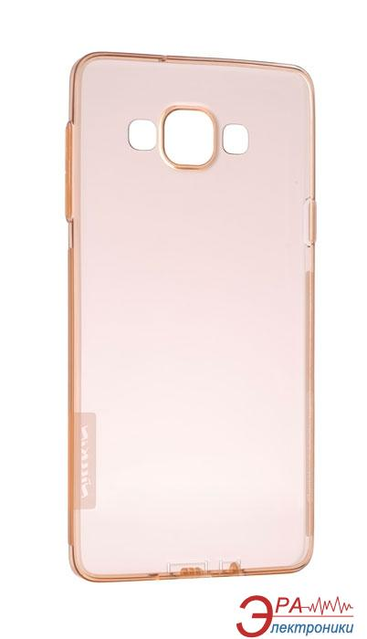 Чехол Nillkin Samsung A7/A700 - Nature TPU Brown