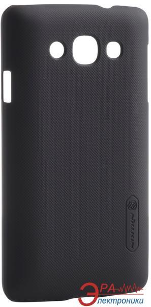 Чехол Nillkin LG L60/X145 - Super Frosted Shield Black