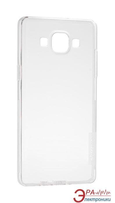 Чехол Nillkin Samsung A5/A500 - Nature TPU White