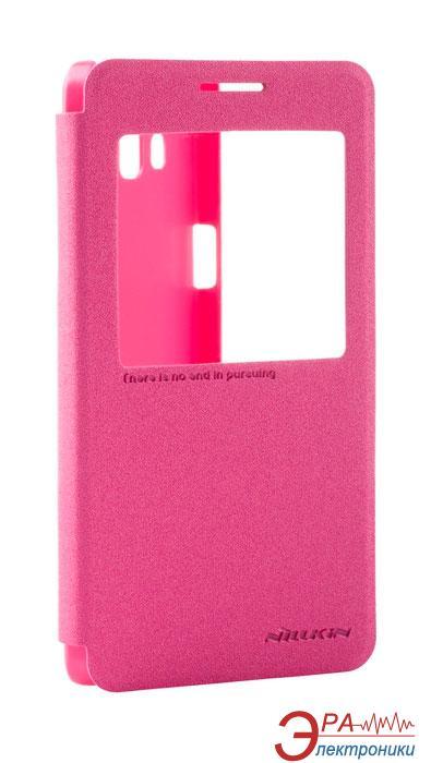 Чехол Nillkin Samsung A5/A500 - Spark series Red