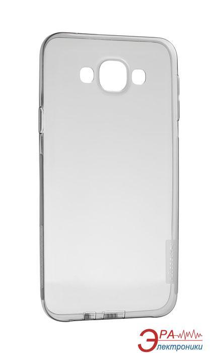 Чехол Nillkin Samsung E7/E700 - Nature TPU Gray