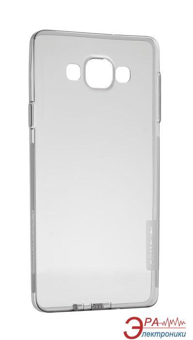 Чехол Nillkin Samsung A7/A700 - Nature TPU Gray