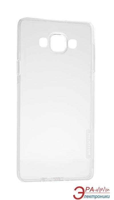 Чехол Nillkin Samsung A7/A700 - Nature TPU White