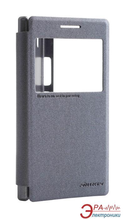 Чехол Nillkin Lenovo P70 - Spark series Black